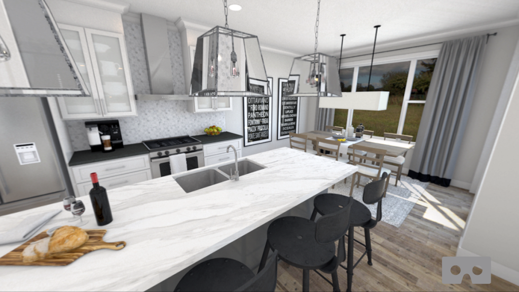 Experience our Virtual Livingston Showhomes