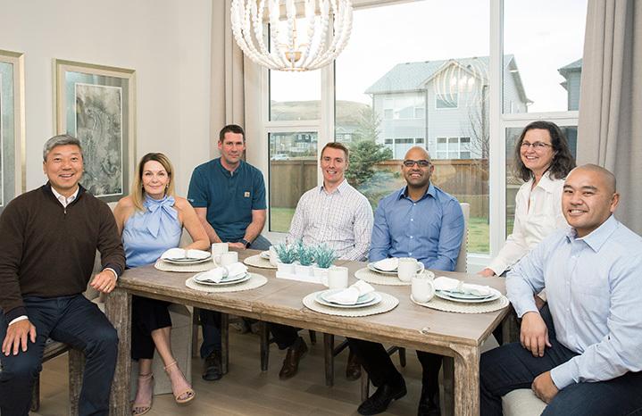 2018-19 Readers Choice Award Winner for Best Single Family Home Builder