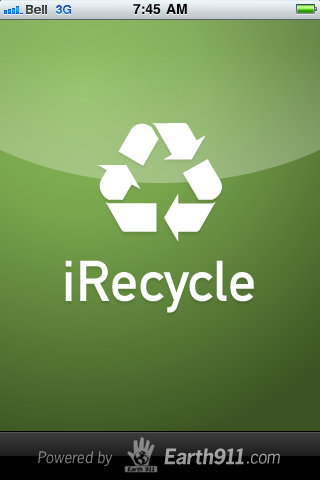 Recycling - There's an App for That!
