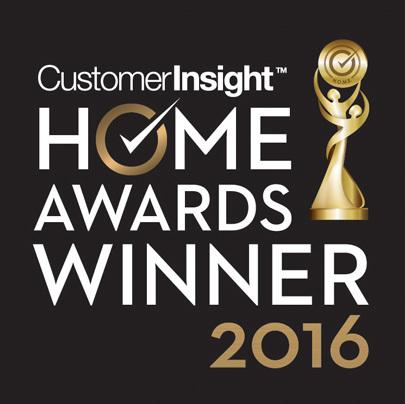 2016 H.O.M.E. Gold Award