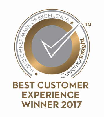 2017 Customer Insight H.O.M.E. Best Customer Experience