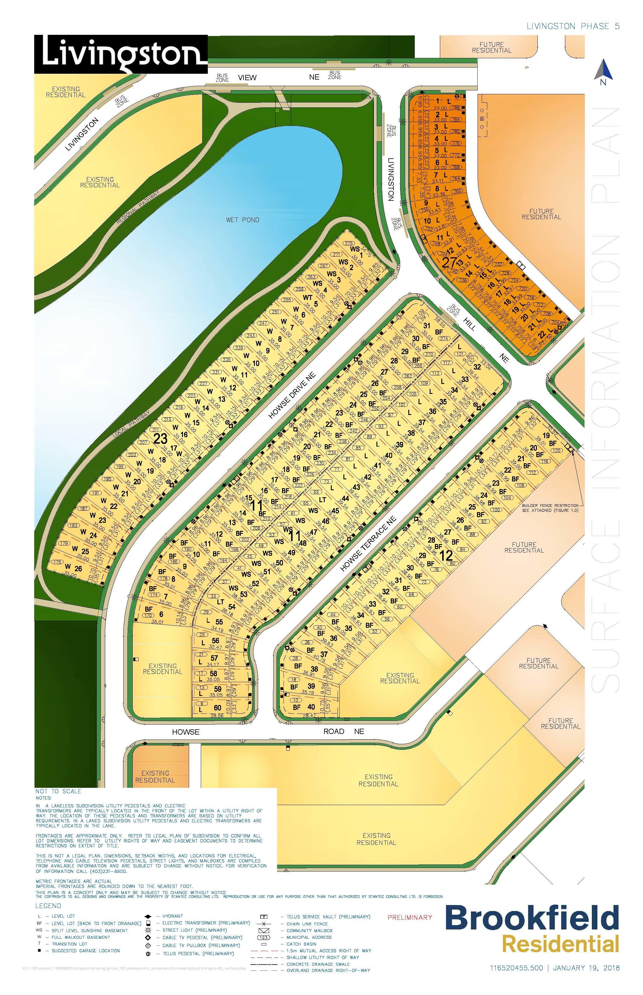Livingston Phase Map