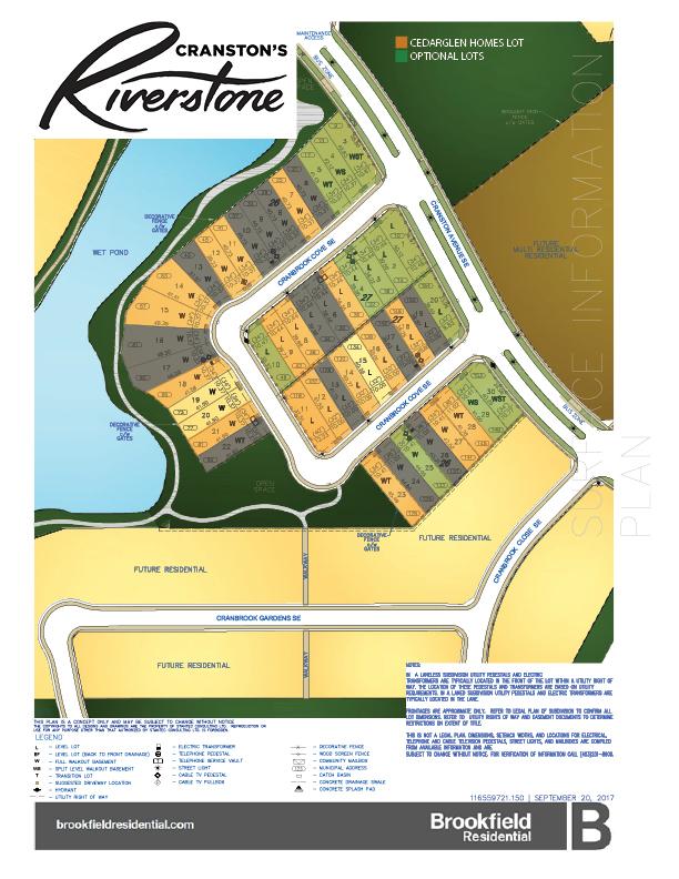 Cranston's Riverstone Phase Map