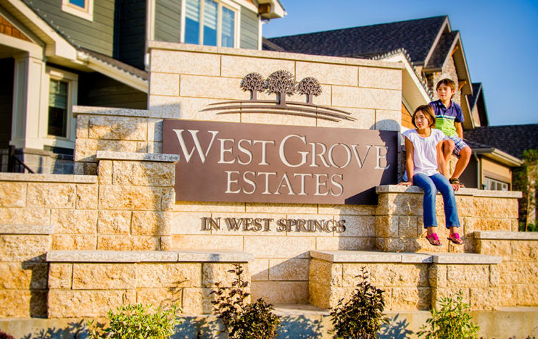 The Rise West Grove Estates