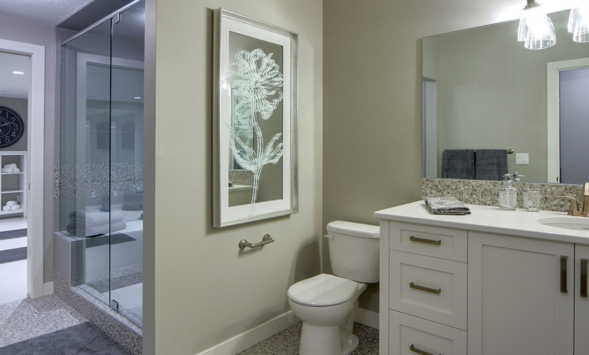 Macleod Basement Bathroom Gallery